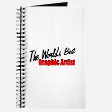 """""""The World's Best Graphic Artist"""" Journal"""