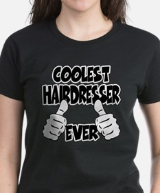Coolest Hairdresser Ever Tee