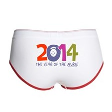 2014 Year of the Nurse Women's Boy Brief