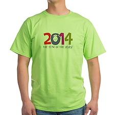 2014 Year of the Nurse T-Shirt
