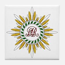 Order of St. Stanislaus Tile Coaster