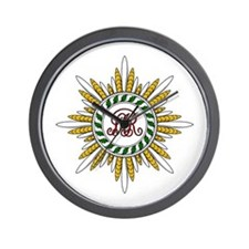Order of St. Stanislaus Wall Clock