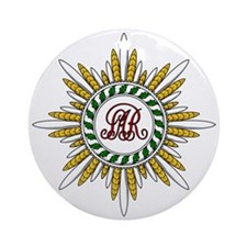 Order of St. Stanislaus Ornament (Round)