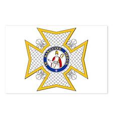 Order of St. Januarius Postcards (Package of 8)