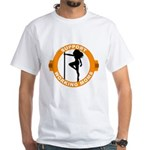 Support Working Moms White T-Shirt