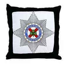Order of St. Patrick Throw Pillow