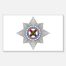 Order of St. Patrick Rectangle Decal