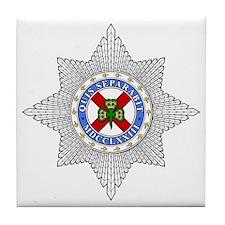 Order of St. Patrick Tile Coaster