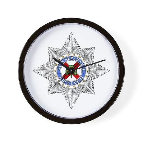Order of St. Patrick Wall Clock