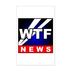 WTF News Posters