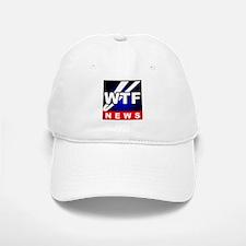 WTF News Baseball Baseball Cap