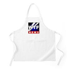 WTF News BBQ Apron