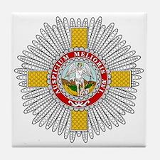 Order of St. Michael (England Tile Coaster