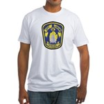 Lansing Police Fitted T-Shirt