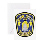Lansing Police Greeting Cards (Pk of 10)