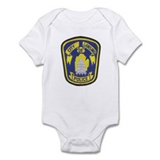 Lansing Police Infant Bodysuit