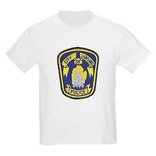 Lansing Police Kids T-Shirt