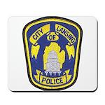 Lansing Police Mousepad