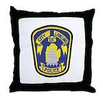Lansing Police Throw Pillow