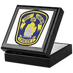 Lansing Police Keepsake Box