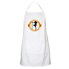 Support Working Co-Eds BBQ Apron