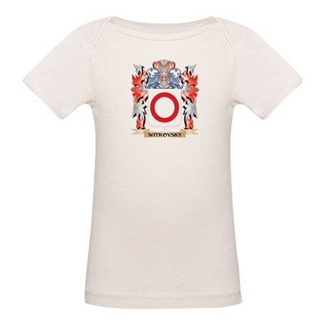 Witkovsky Coat of Arms - Family Crest T-Shirt