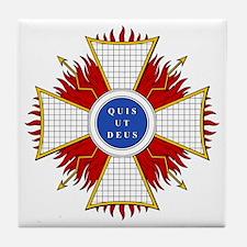 Order of St. Michael (Bavaria Tile Coaster