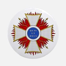 Order of St. Michael (Bavaria Ornament (Round)
