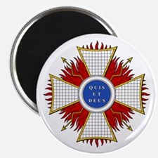 "Order of St. Michael (Bavaria 2.25"" Magnet (10 pac"