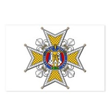 Order of St. Louis (France) Postcards (Package of