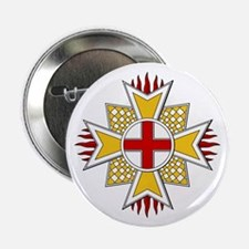 """Order of St. George (Bavaria) 2.25"""" Button (10 pac"""