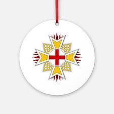 Order of St. George (Bavaria) Ornament (Round)