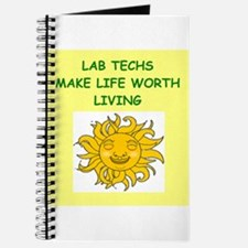 lab techs Journal