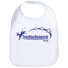 True Blue Democrat Bib