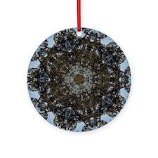 Australia Mandala Ornament (Round)