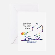 Hunt Seat Greeting Cards (Pk of 10)