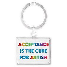 Autism Acceptance Keychains