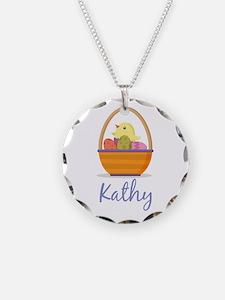 Easter Basket Kathy Necklace