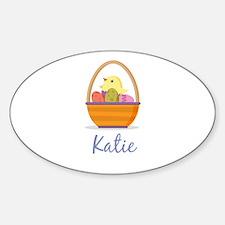 Easter Basket Katie Decal