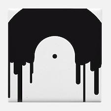 record_disc Tile Coaster