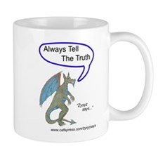 """Truth"" Right Hand Mug"