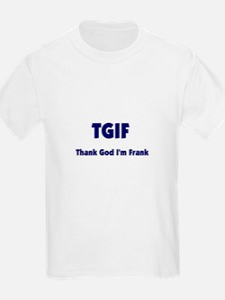 TGIF2 Kids T-Shirt