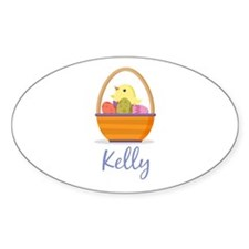 Easter Basket Kelly Decal