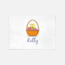 Easter Basket Kelly 5'x7'Area Rug