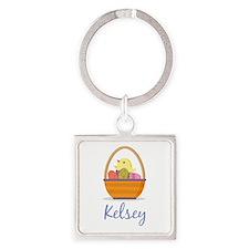 Easter Basket Kelsey Keychains