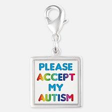 Accept Autism Charms