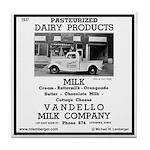 Vandello Dairy Tile Coaster