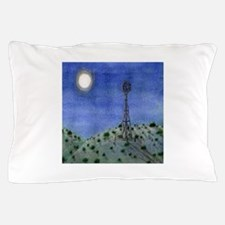 Oklahoma Windmill Pillow Case