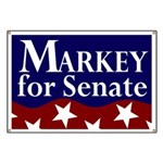 Markey for Senate Banner