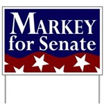 Markey for Senate Yard Sign